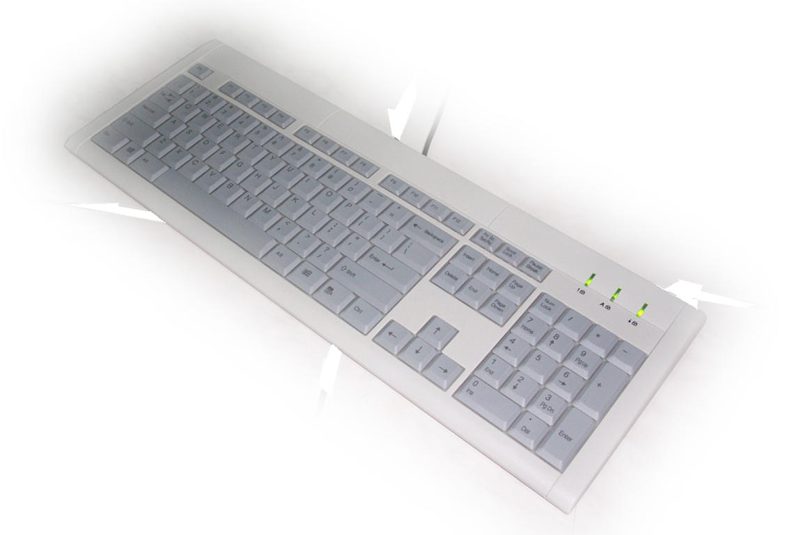 hp kb 0316 keyboard manual