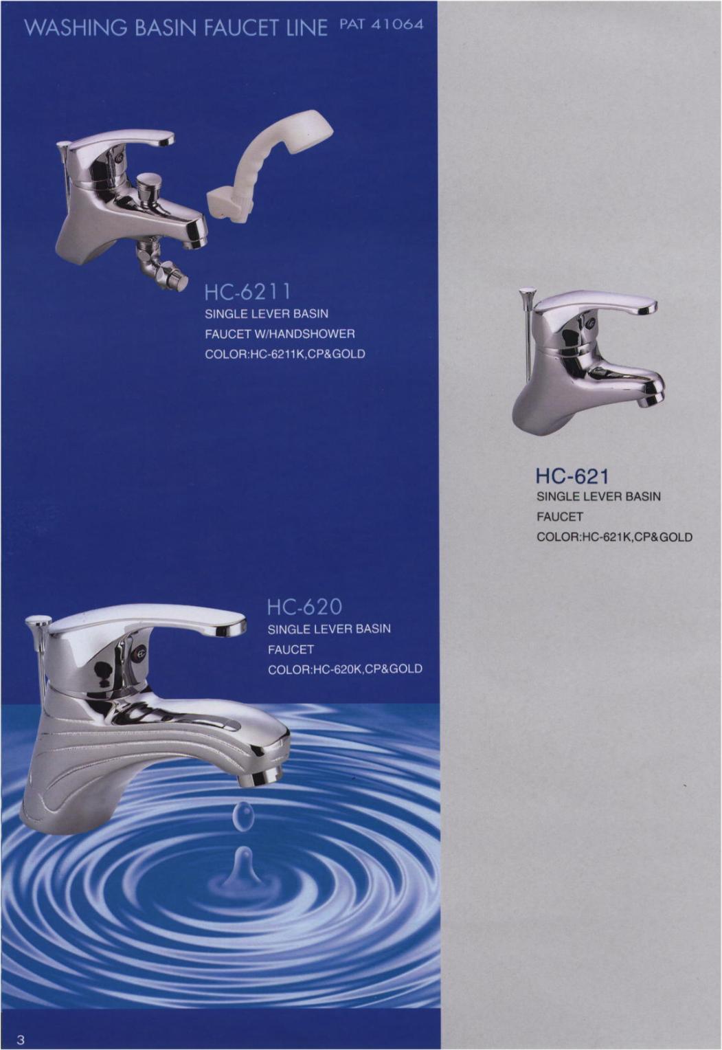 Kitchen Basin Faucet